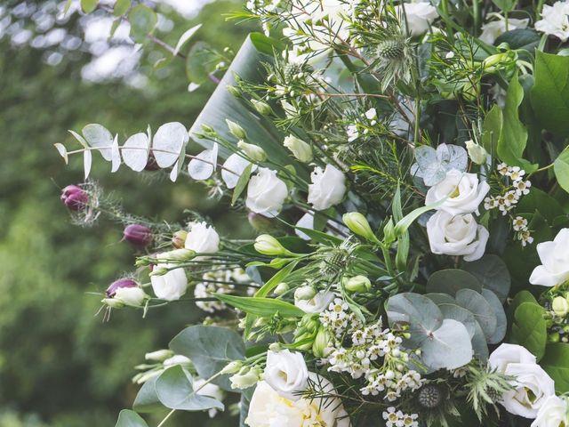 Il matrimonio di Luca e Debora a Grandate, Como 18