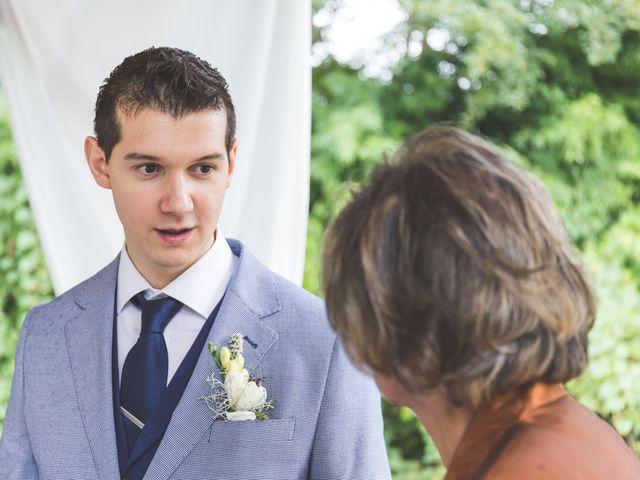 Il matrimonio di Luca e Debora a Grandate, Como 20