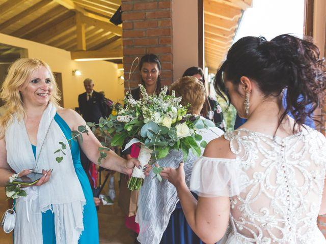 Il matrimonio di Luca e Debora a Grandate, Como 23