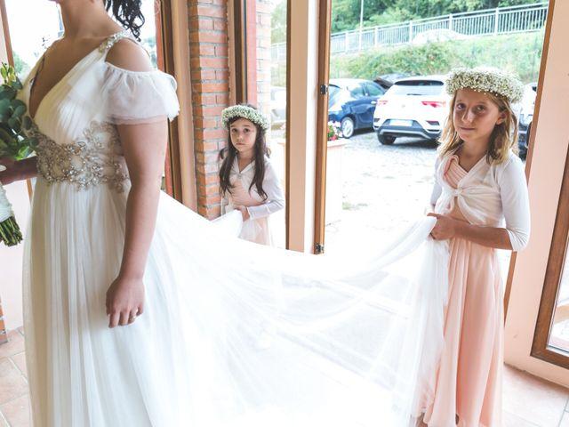 Il matrimonio di Luca e Debora a Grandate, Como 25
