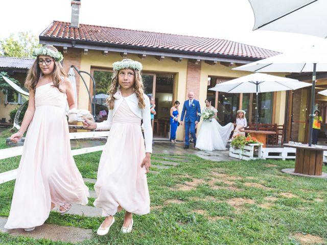Il matrimonio di Luca e Debora a Grandate, Como 29