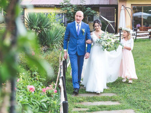 Il matrimonio di Luca e Debora a Grandate, Como 31