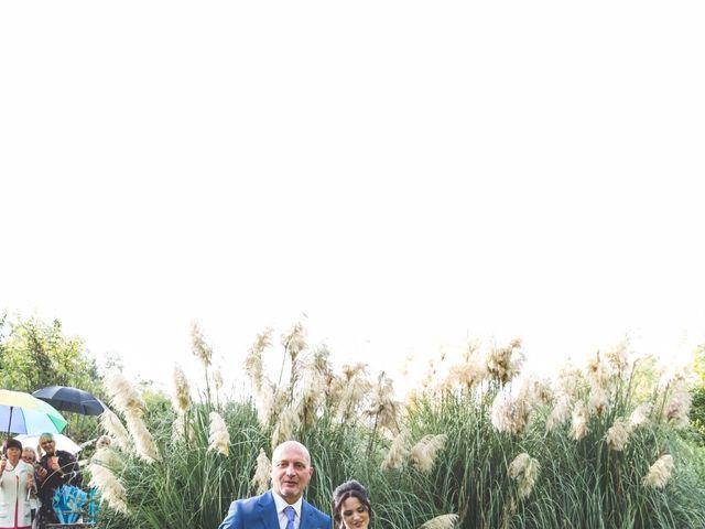 Il matrimonio di Luca e Debora a Grandate, Como 32