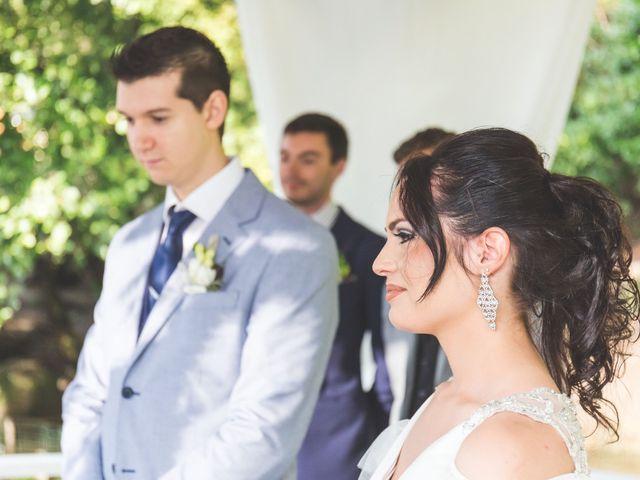 Il matrimonio di Luca e Debora a Grandate, Como 43