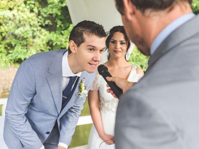 Il matrimonio di Luca e Debora a Grandate, Como 46