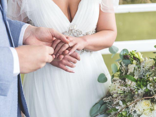 Il matrimonio di Luca e Debora a Grandate, Como 50