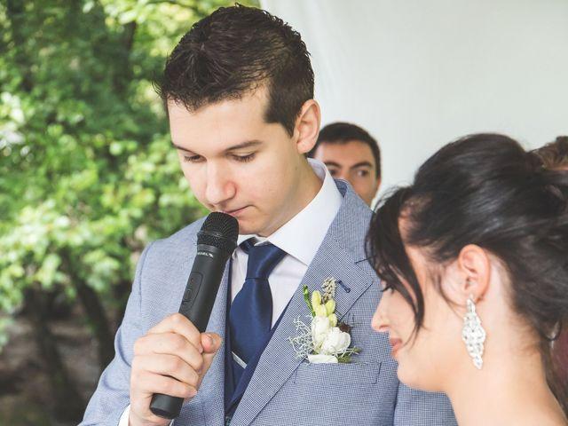 Il matrimonio di Luca e Debora a Grandate, Como 51