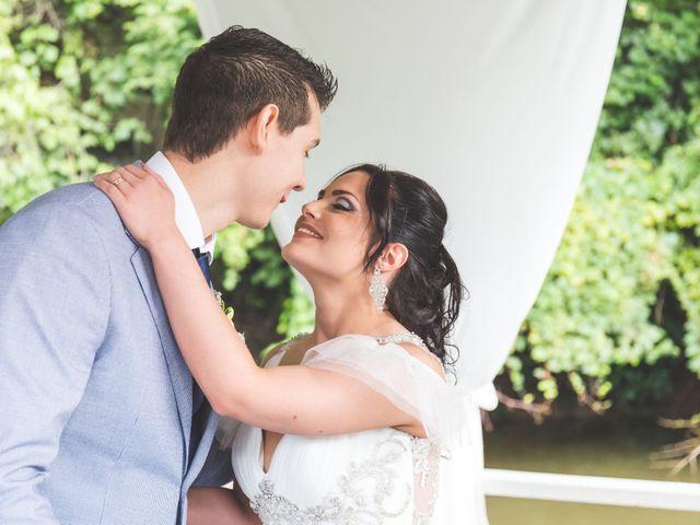 Il matrimonio di Luca e Debora a Grandate, Como 55