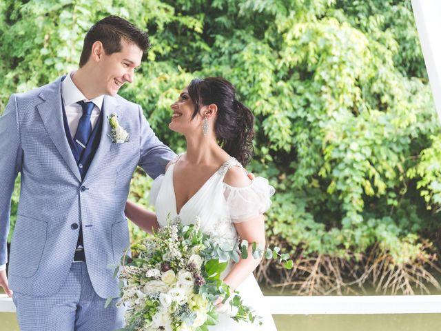 Il matrimonio di Luca e Debora a Grandate, Como 57