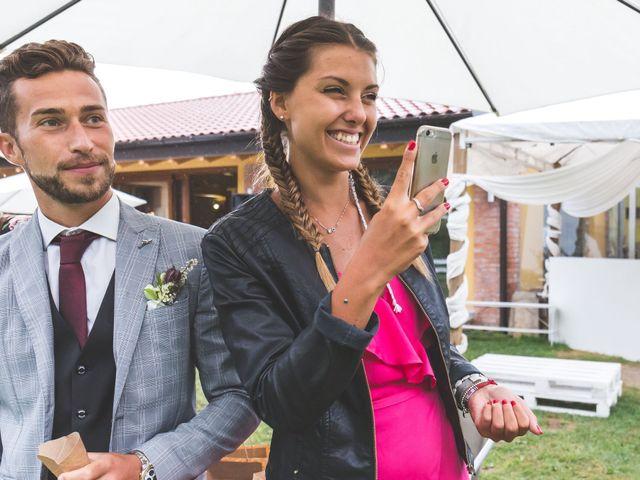 Il matrimonio di Luca e Debora a Grandate, Como 59