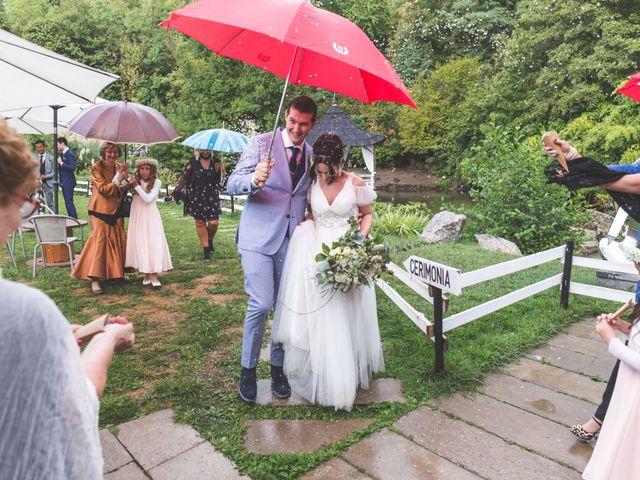 Il matrimonio di Luca e Debora a Grandate, Como 64