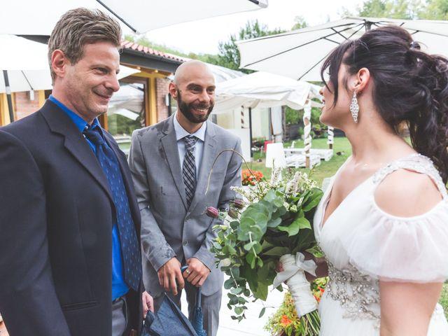Il matrimonio di Luca e Debora a Grandate, Como 70