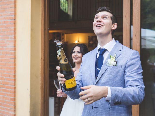 Il matrimonio di Luca e Debora a Grandate, Como 73