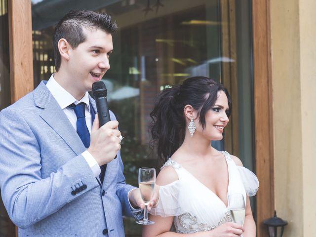 Il matrimonio di Luca e Debora a Grandate, Como 77