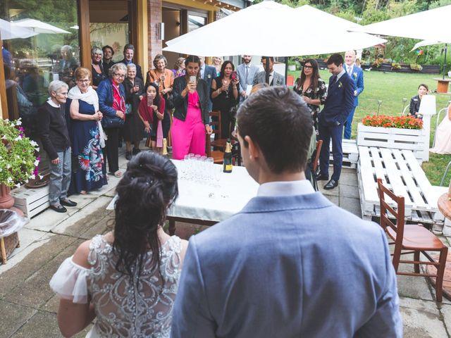 Il matrimonio di Luca e Debora a Grandate, Como 79