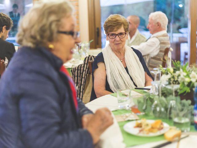 Il matrimonio di Luca e Debora a Grandate, Como 83