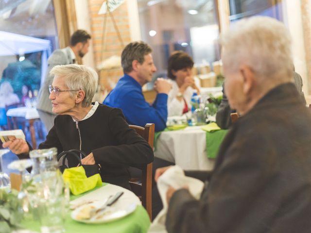 Il matrimonio di Luca e Debora a Grandate, Como 84