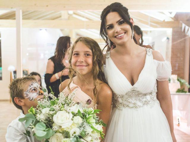 Il matrimonio di Luca e Debora a Grandate, Como 100