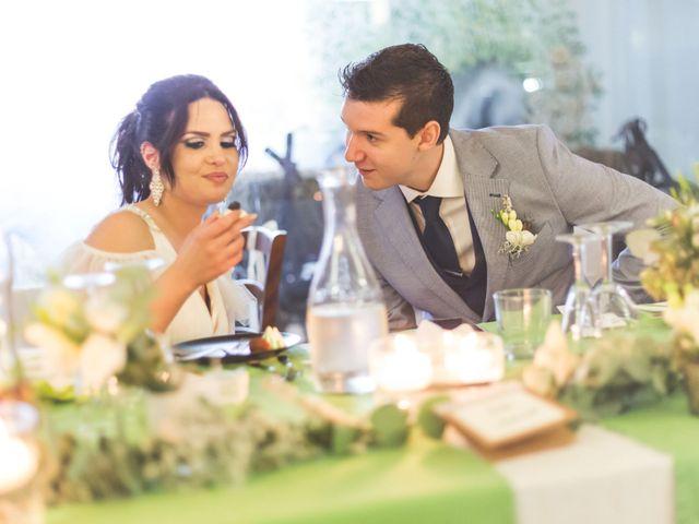 Il matrimonio di Luca e Debora a Grandate, Como 102