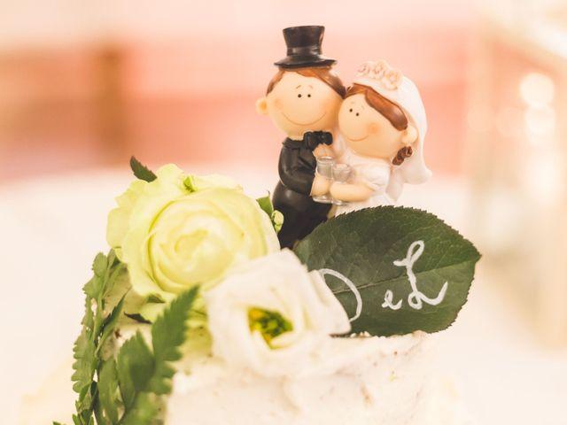 Il matrimonio di Luca e Debora a Grandate, Como 106