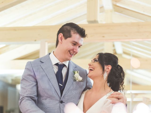 Il matrimonio di Luca e Debora a Grandate, Como 111