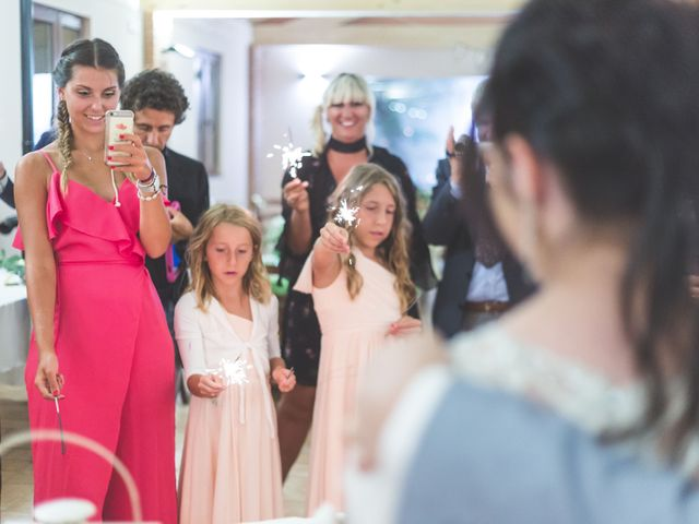 Il matrimonio di Luca e Debora a Grandate, Como 113