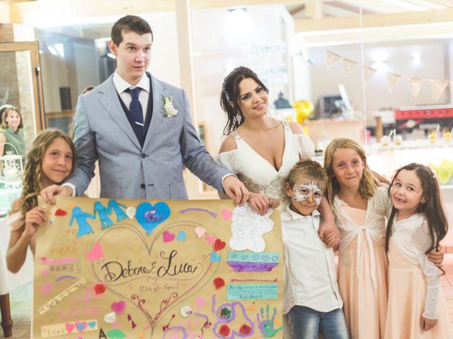 Il matrimonio di Luca e Debora a Grandate, Como 123