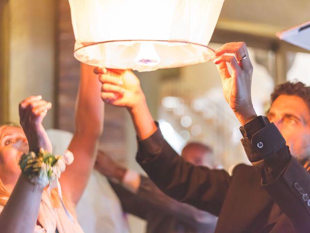 Il matrimonio di Luca e Debora a Grandate, Como 128