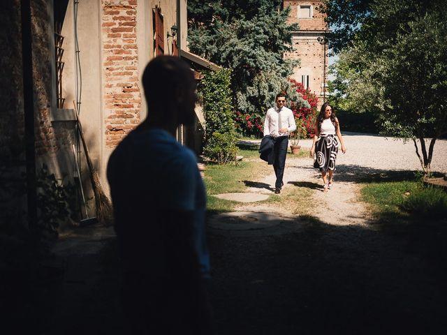 Il matrimonio di Luca e Stefania a Mantova, Mantova 28