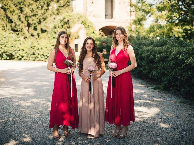 Il matrimonio di Luca e Stefania a Mantova, Mantova 44