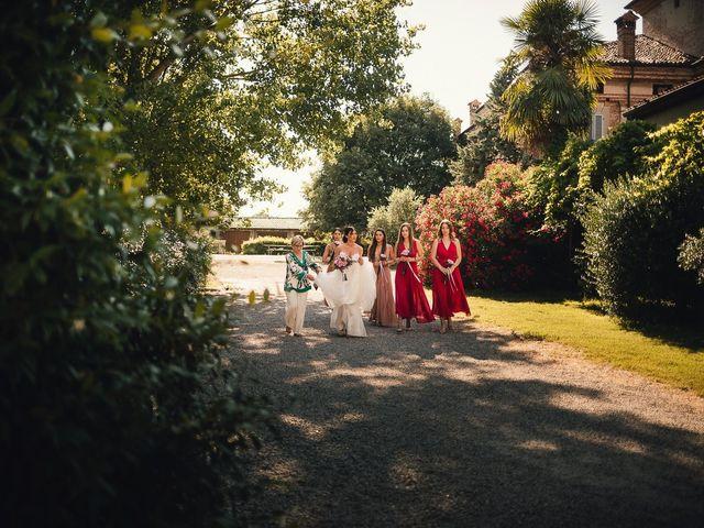 Il matrimonio di Luca e Stefania a Mantova, Mantova 53