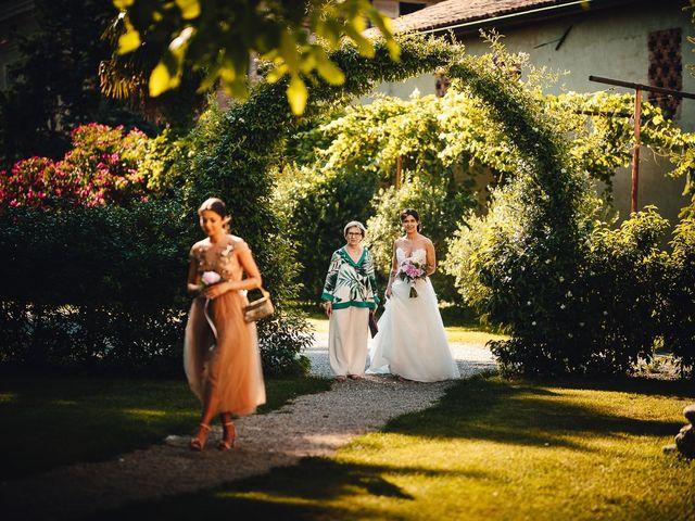 Il matrimonio di Luca e Stefania a Mantova, Mantova 55