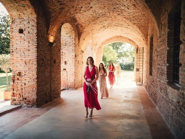 Il matrimonio di Luca e Stefania a Mantova, Mantova 57