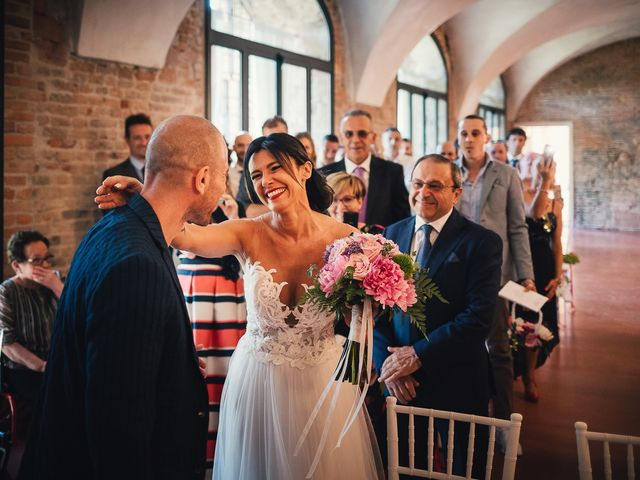 Il matrimonio di Luca e Stefania a Mantova, Mantova 61
