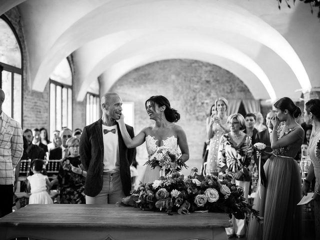 Il matrimonio di Luca e Stefania a Mantova, Mantova 62