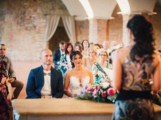 Il matrimonio di Luca e Stefania a Mantova, Mantova 65