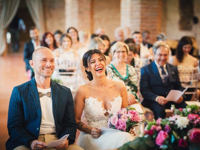 Il matrimonio di Luca e Stefania a Mantova, Mantova 66