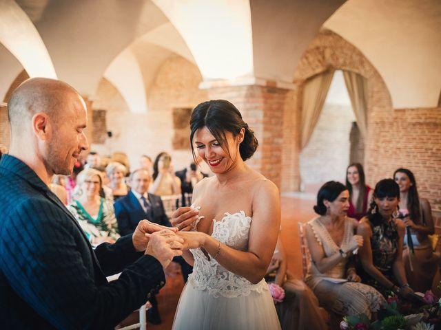 Il matrimonio di Luca e Stefania a Mantova, Mantova 71