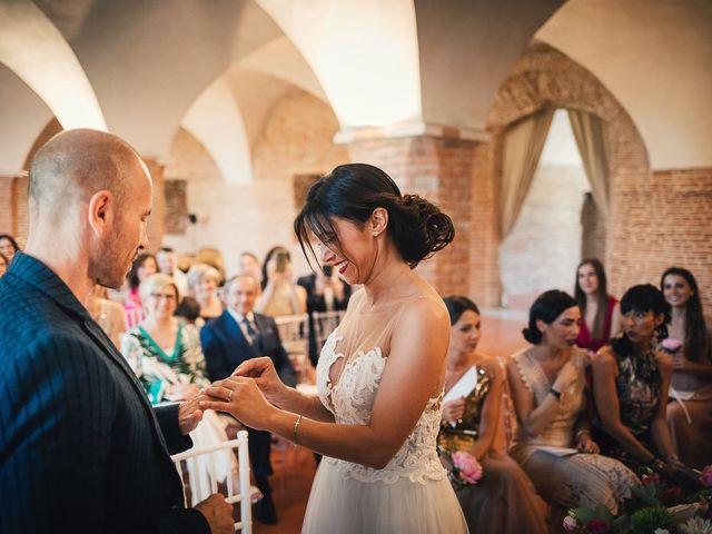Il matrimonio di Luca e Stefania a Mantova, Mantova 73