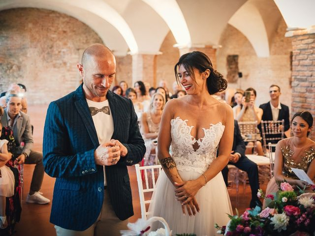 Il matrimonio di Luca e Stefania a Mantova, Mantova 75
