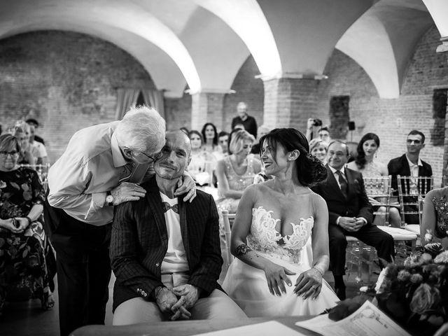 Il matrimonio di Luca e Stefania a Mantova, Mantova 78