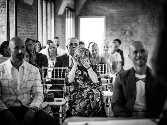 Il matrimonio di Luca e Stefania a Mantova, Mantova 79