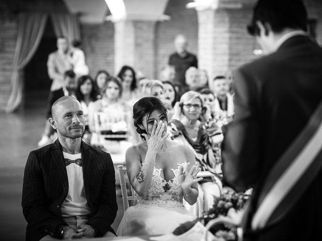 Il matrimonio di Luca e Stefania a Mantova, Mantova 80