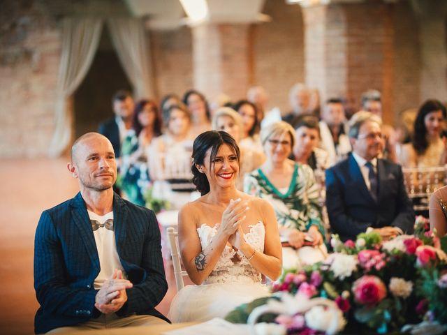 Il matrimonio di Luca e Stefania a Mantova, Mantova 81