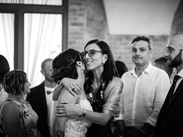 Il matrimonio di Luca e Stefania a Mantova, Mantova 82
