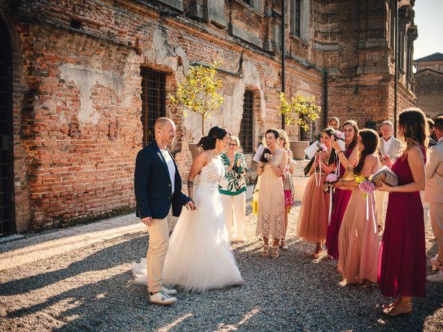 Il matrimonio di Luca e Stefania a Mantova, Mantova 83