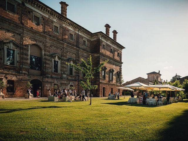 Il matrimonio di Luca e Stefania a Mantova, Mantova 84