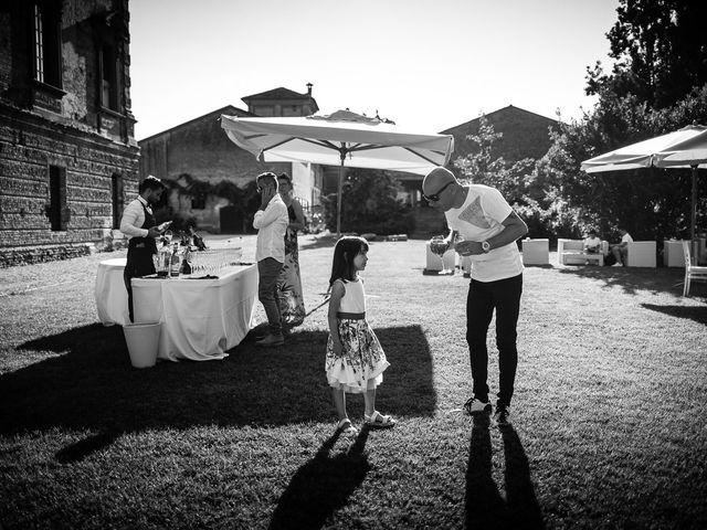 Il matrimonio di Luca e Stefania a Mantova, Mantova 87