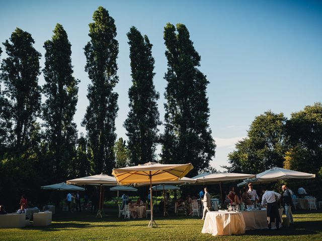 Il matrimonio di Luca e Stefania a Mantova, Mantova 94
