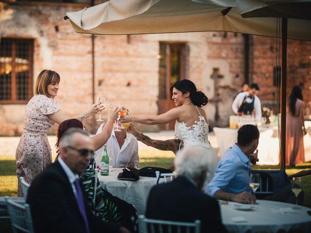 Il matrimonio di Luca e Stefania a Mantova, Mantova 98